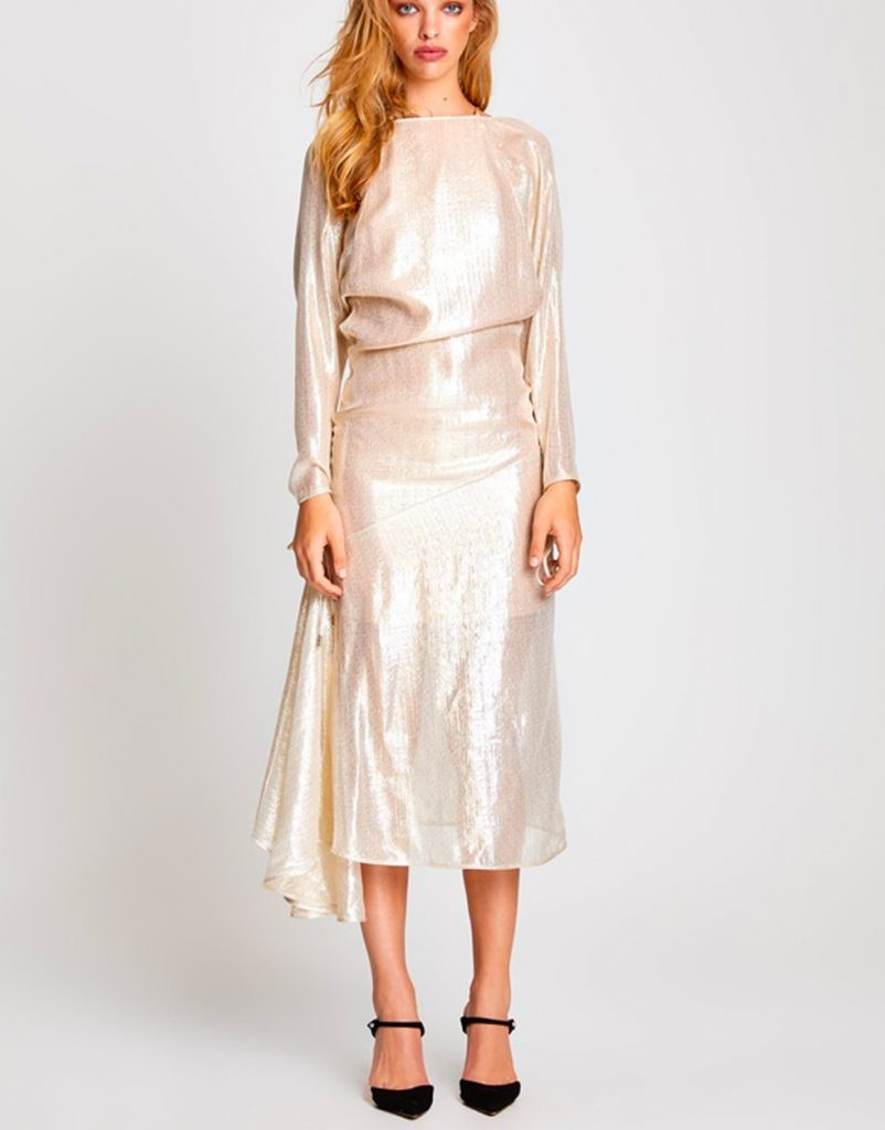 Champers Gown by Australian designer alice McCALL