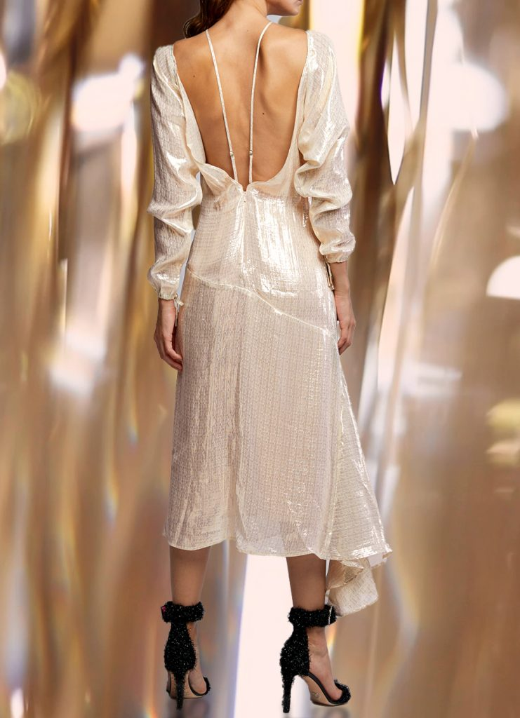 ALICE MCCALL Champers Gown BNWT